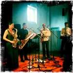 Compass Quartet at Kinetic Jazz Festival 2012